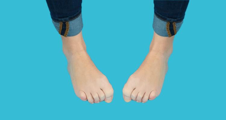 Zginanie/Ściąganie palców stóp
